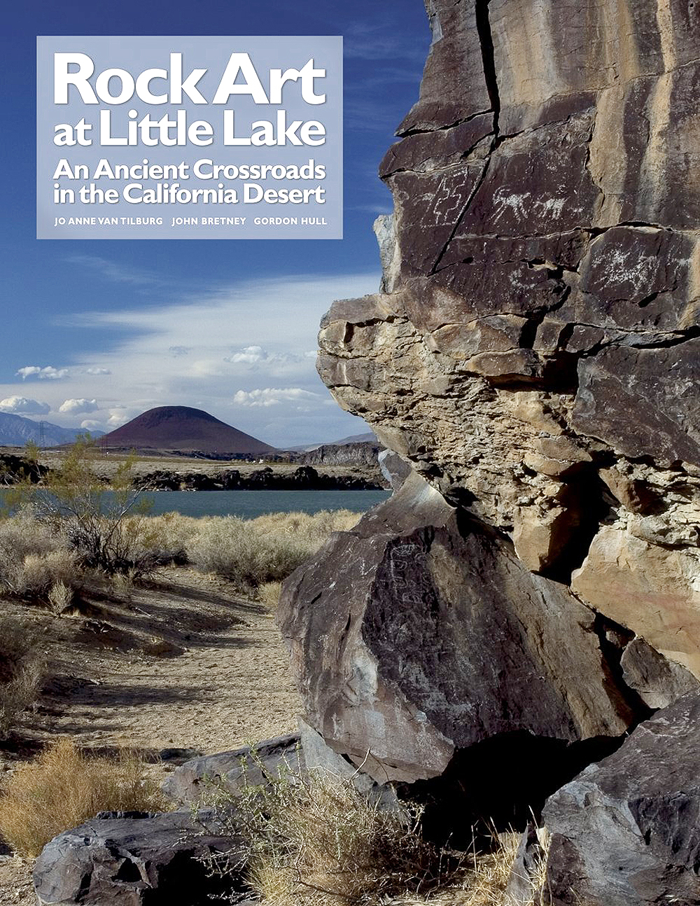 Rock Art at Little Lake: An Ancient Crossroads in the California Desert.