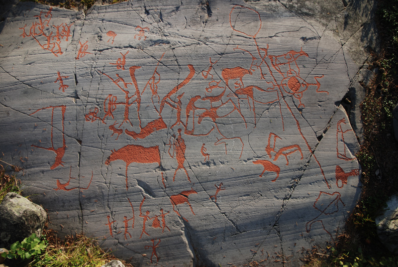 Introduction to the rock art of alta norway