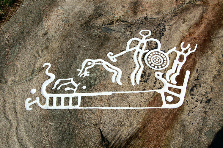 Introduction to the rock art of scandinavia