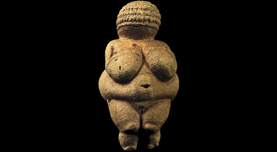 Resultado de imagem para Vênus de Willendorf