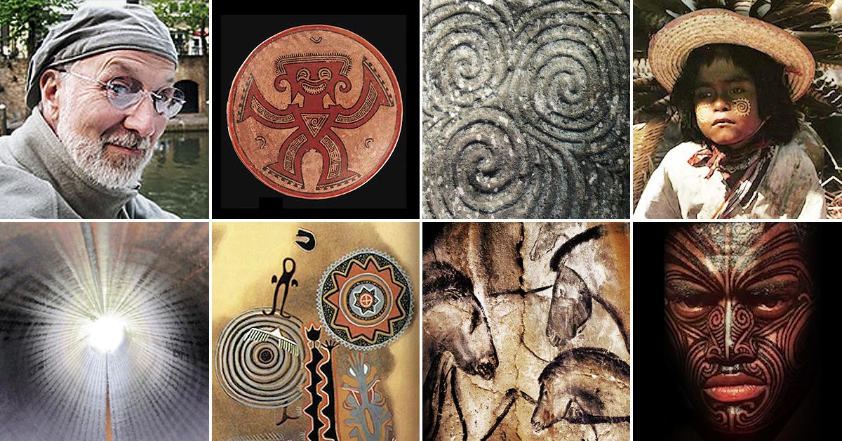 Ancient Symbols In Rock Art