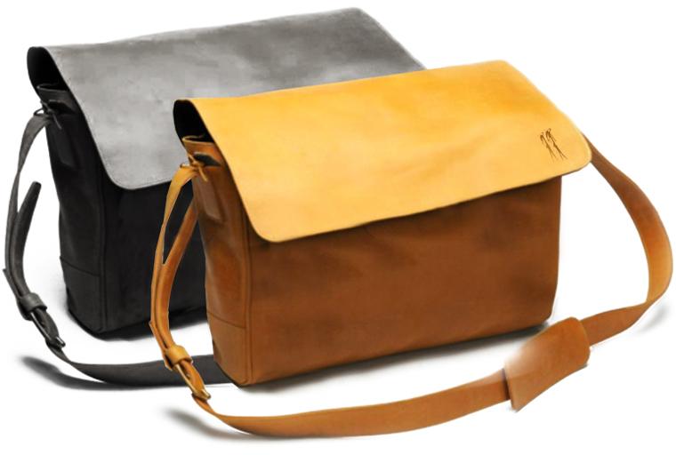 Bradshaw Foundation - Messenger Travel Bag