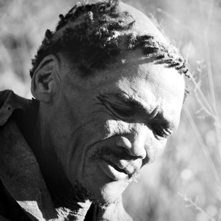 The San Bushmen of South Africa
