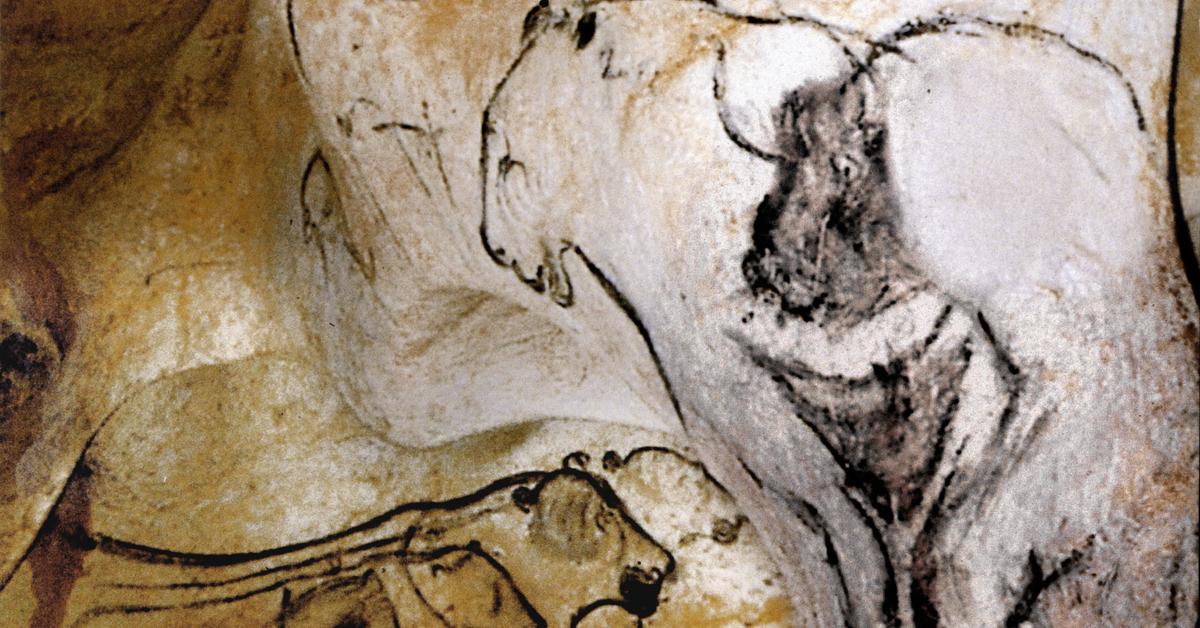 Chauvet Cave Art Virtual Tour