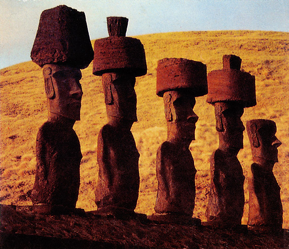 easter island mystery essay