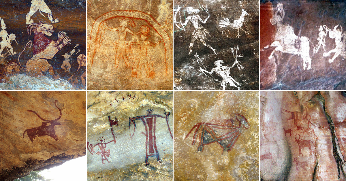The India Rock Art Archive