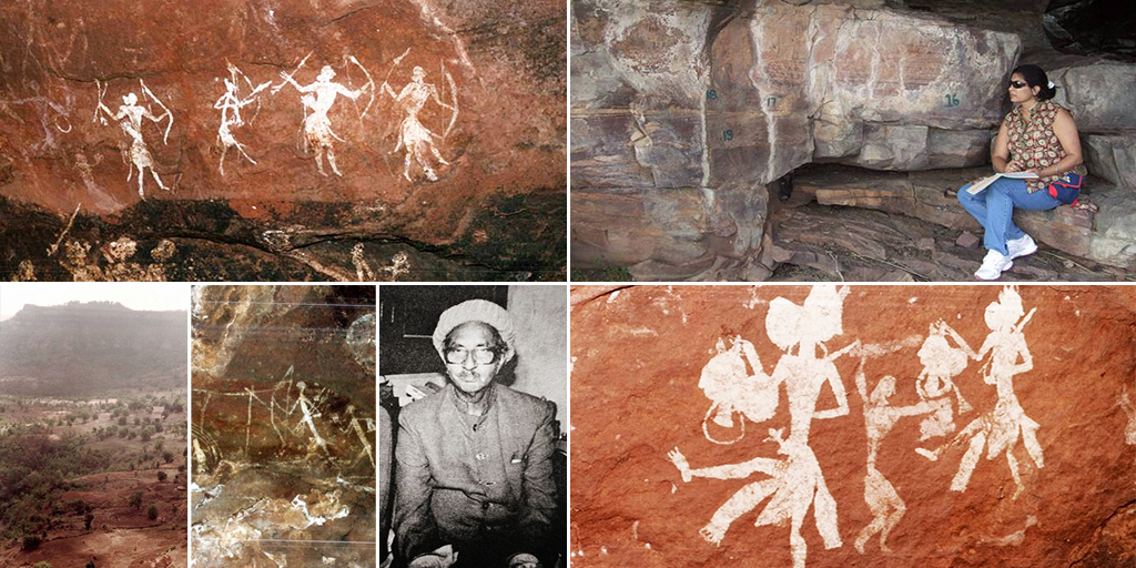 The Rock Art of India
