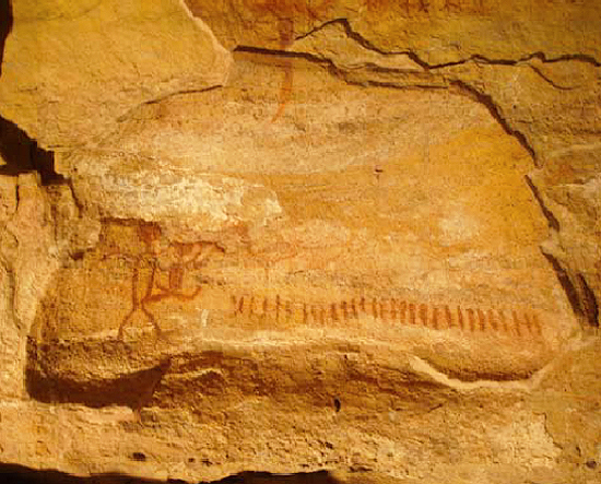 America's Oldest Art - The Rock Art of Serra da Capivara