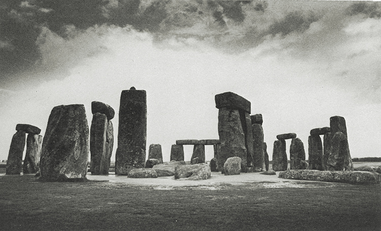 Stonehenge was created