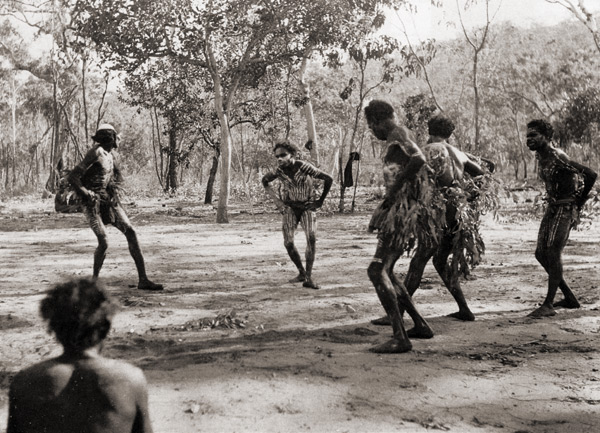 aborigine dancer australia