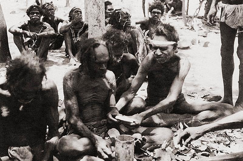 aborigine dancer australia